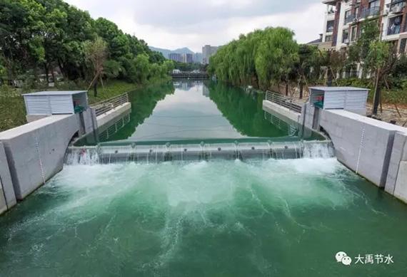 杭州水利水电勘测设计院有限公司项目获2017杭州建设工程西湖杯优秀奖图片